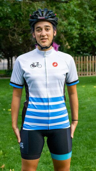 University Bicycles Women's Team Kit Jersey