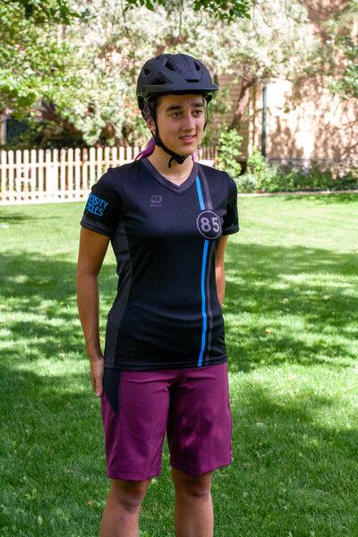 University Bicycles Women's #85 Mountain Bike Jersey
