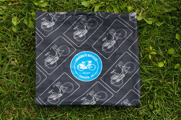 University Bicycles University Bicycles Custom Gaiter