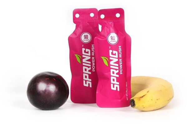 Spring Sports Nutrition Power Rush - Perfect Pre-Race & Race Endurance Fuel