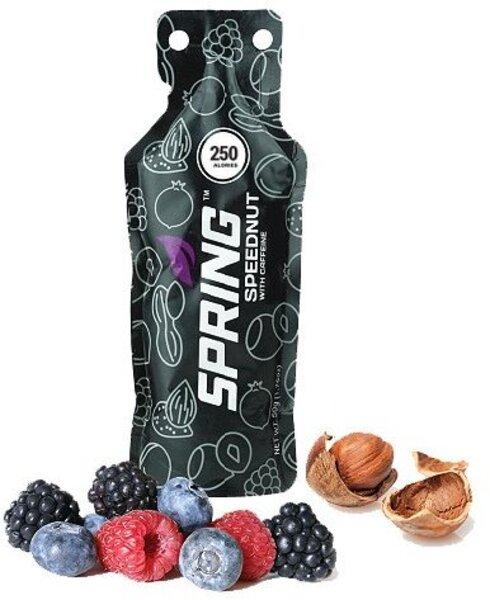 Spring Sports Nutrition Speednut w/ Caffeine Gel