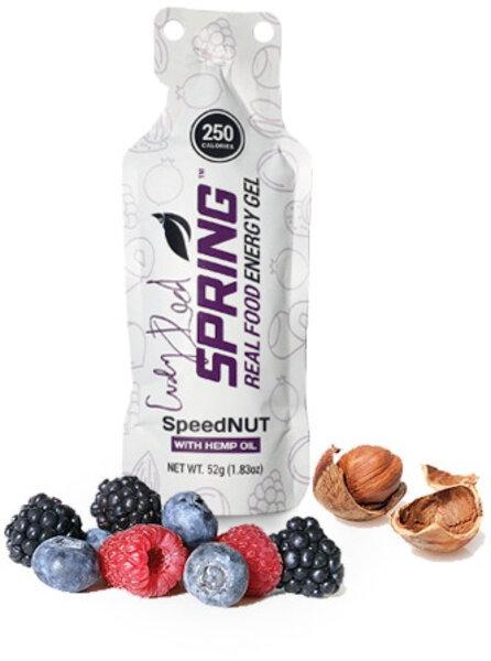 Spring Sports Nutrition Speednut w/ Hemp Oil