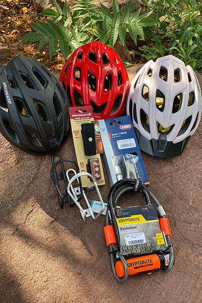 University Bicycles Super Duper Safe
