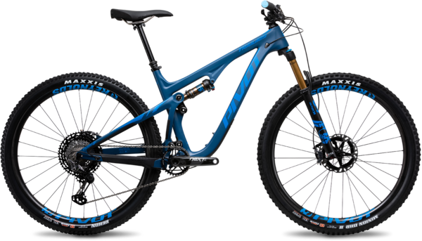 "Pivot Cycles Trail 429 Carbon 29"" Race X01"