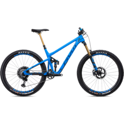 Pivot Cycles SwitchBlade Carbon 29 Race XT Blue