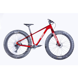 Borealis Fat Bikes Crestone GX Rigid Fork