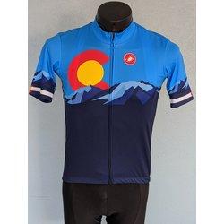 University Bicycles Colorado Jersey