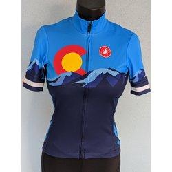 University Bicycles Women's Colorado Jersey