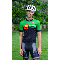 University Bicycles Men's Boulder Jersey
