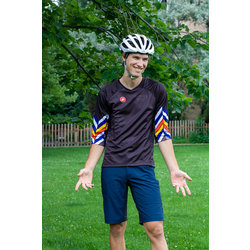 University Bicycles Men's University Bicycles Enduro Mountain Jersey