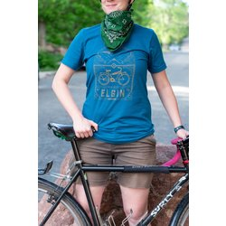 University Bicycles Elgin Bike Tee