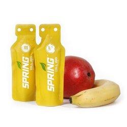 Spring Sports Nutrition Hill Aid - Energy Gel with 30 mg Caffeine