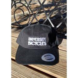 University Bicycles University Bicycles Dad Hat Black