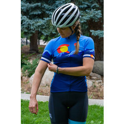 University Bicycles Women's Colorado Jersey