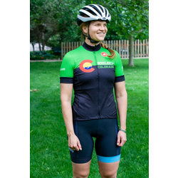 University Bicycles Women's Boulder Jersey