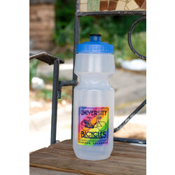 University Bicycles Pride University Bicycles Custom Water Bottle Large