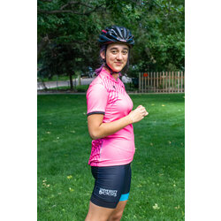 University Bicycles Women's Hi Viz Jersey