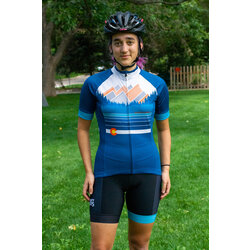 University Bicycles Women's Boulder Colorado Jersey