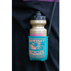 University Bicycles Adventure Koozie