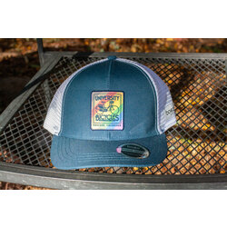 University Bicycles Tech Trucker Pride Hat