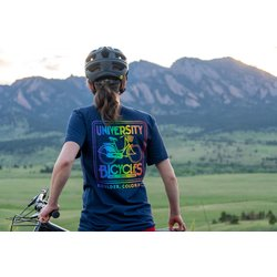 University Bicycles Pride Tee