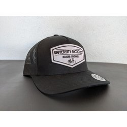 University Bicycles Trucker Classic Black/Black