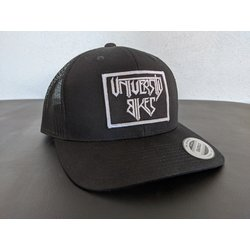 University Bicycles Metal Trucker Hat