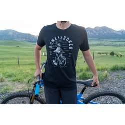 University Bicycles Boneshaker Bike Tee