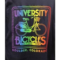 University Bicycles Pride Tee