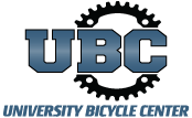 University Bicycle Center logo link to homepage