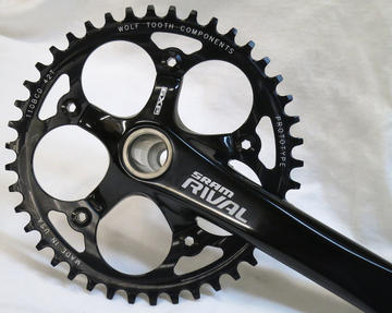 Wolf Tooth Components 110 BCD Cyclocross Chainrings