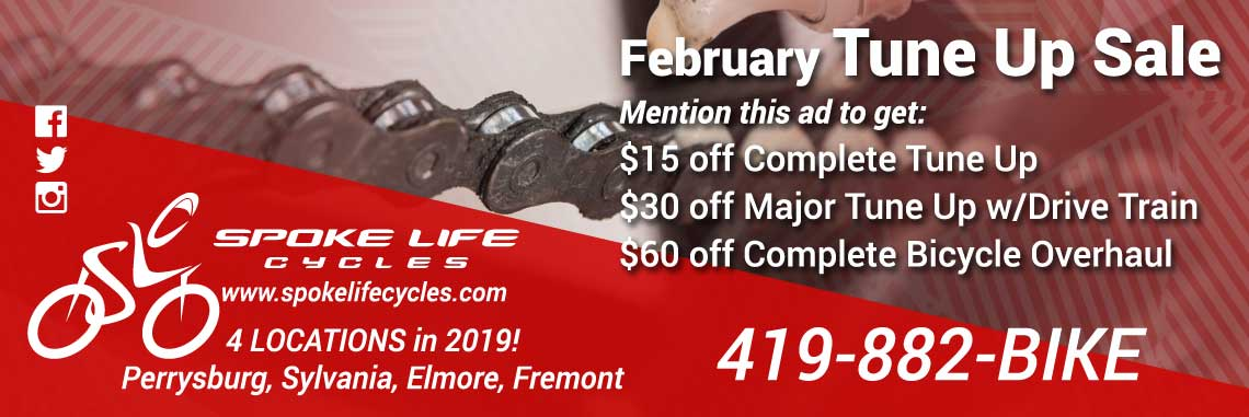 FEBRUARY TUNE-UP SALE