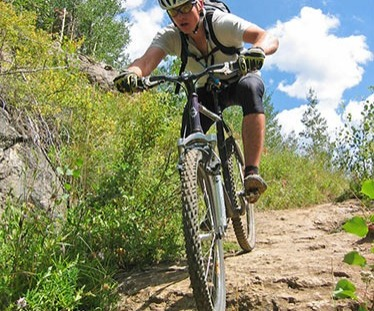 mountain biking toledo