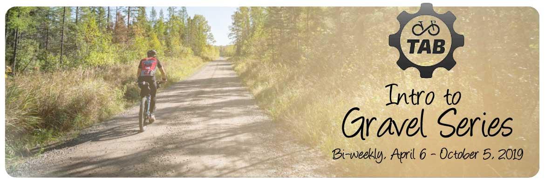 Intro to Gravel Rides 2019