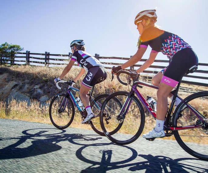 womens road bikes toledo