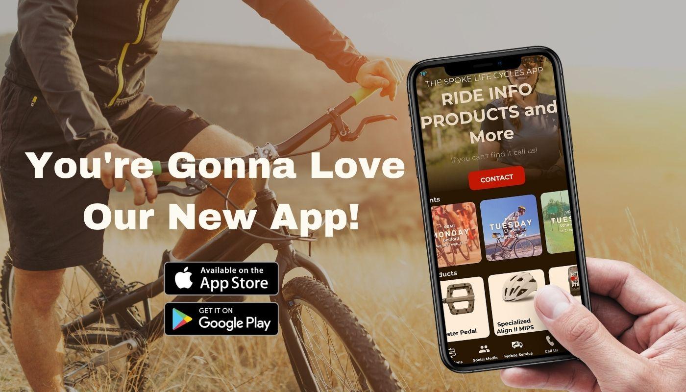 New Spoke Life Cycles App
