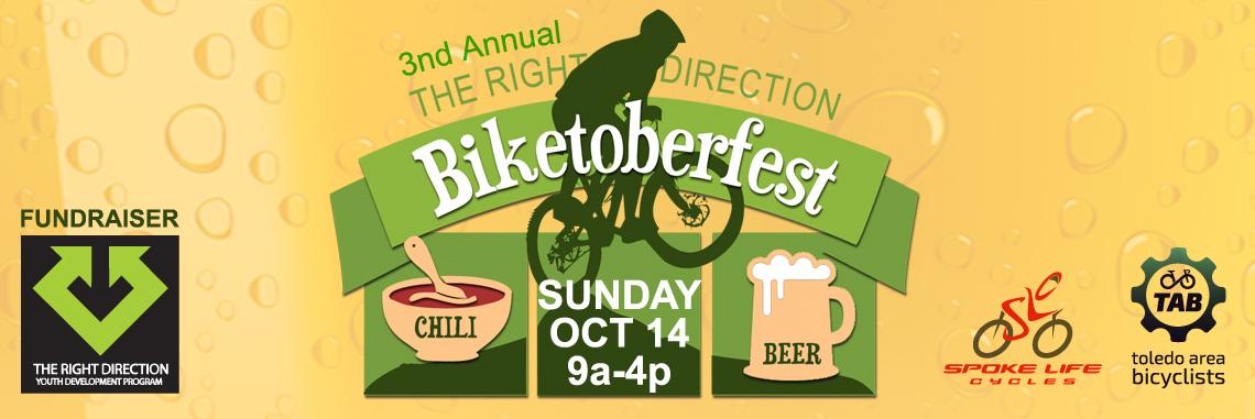 Biketoberfest Right Direction Fundraiser