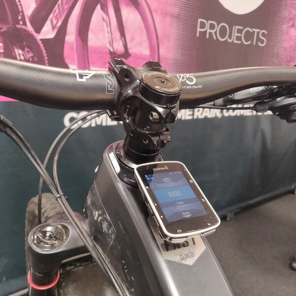 76 Projects Enduro Computer Mount