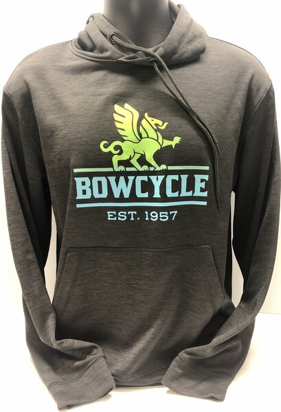 Bow Cycle Custom Hoodie