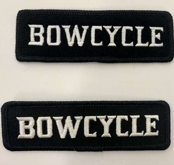 Bow Cycle Bow Cycle Patch