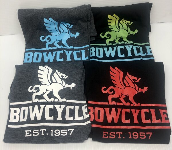 Bow Cycle Custom Bow T-Shirts