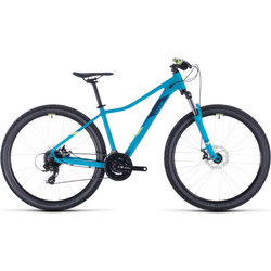 Cube Access WS blue´n´green 27.5