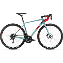Cube Axial WS Pro greyblue´n´coral