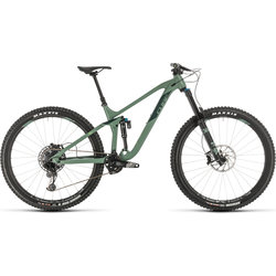 Cube Stereo 170 Race 29 green´n´sharpgreen