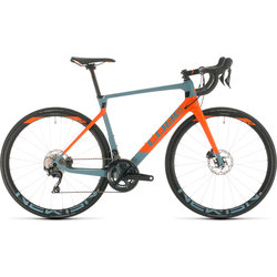 CUBE Bikes Agree C:62 Race bluegrey´n´orange