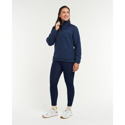 Peppermint Cycling Co. Navy Sherpas Pullover