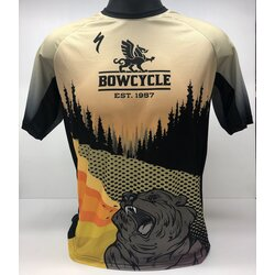 Specialized Custom Bow Cycle MTB Jersey