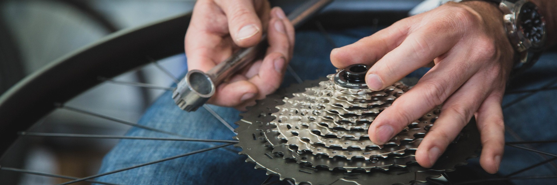 Bike Repair & Tune-up Services