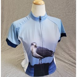 Corner Cycle Custom Seagull Jersey