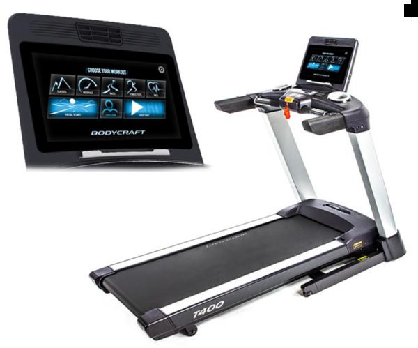 BodyCraft T400 Treadmill